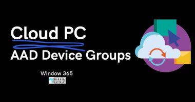 Cloud PC Azure AD Dynamic Device Group