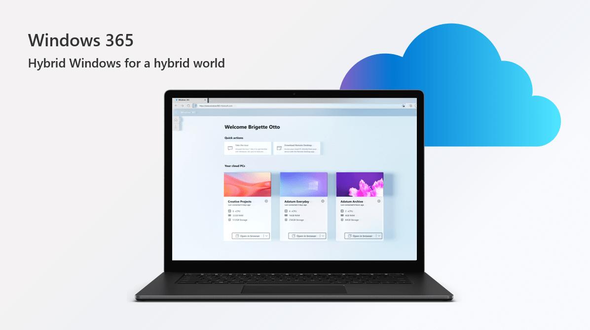 Cloud PC Win365
