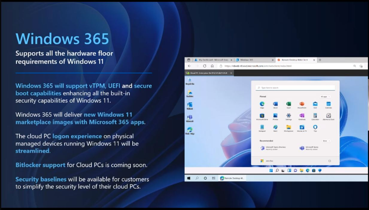 Partner Event Windows 11